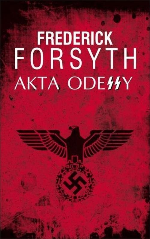 okładka Akta Odessy, Książka | Forsyth Frederick