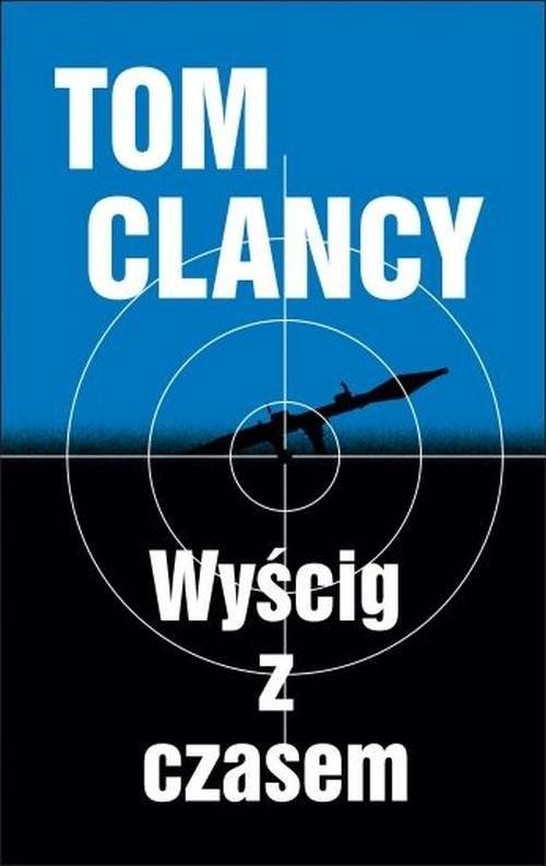 okładka Wyścig z czasem, Książka | Clancy Tom