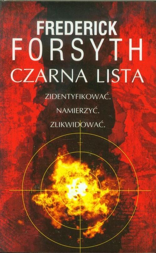 okładka Czarna lista, Książka | Forsyth Frederick