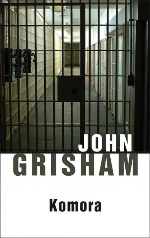 okładka Komora, Książka | Grisham John
