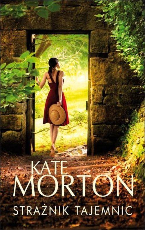 okładka Strażnik tajemnic, Książka | Kate Morton