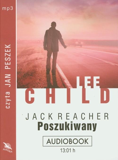 okładka Poszukiwany audiobook, Książka | Lee Child