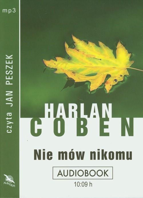 okładka Nie mów nikomu audiobook, Książka | Harlan Coben
