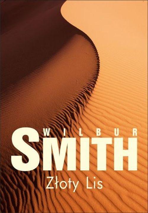 okładka Złoty Lis, Książka | Smith Wilbur