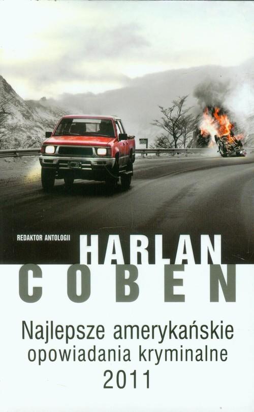 okładka Najlepsze amerykańskie opowiadania kryminalne 2011, Książka | Harlan Coben