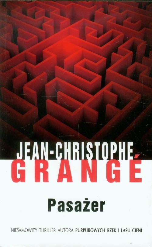 okładka Pasażer, Książka   Jean-Christophe Grange
