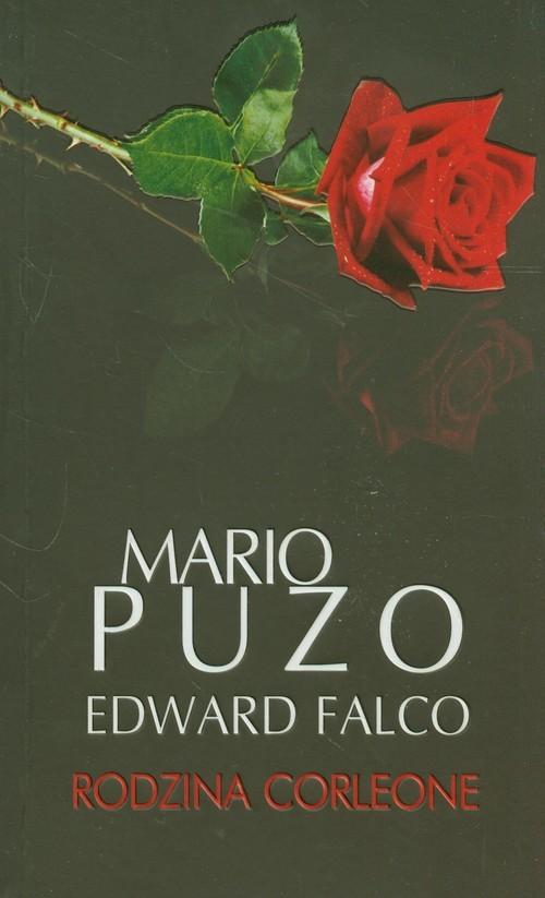 okładka Rodzina Corleone, Książka | Puzo Mario