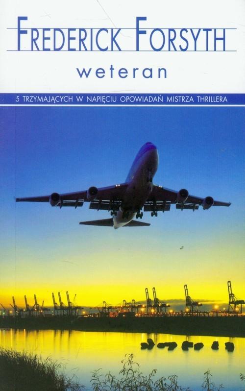 okładka Weteran, Książka | Forsyth Frederick