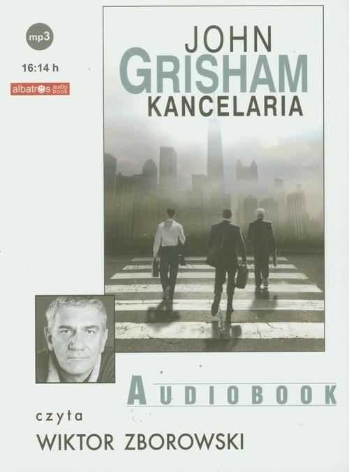 okładka Kancelaria, Książka | Grisham John