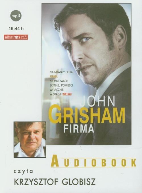 okładka Firma audiobook, Książka | Grisham John