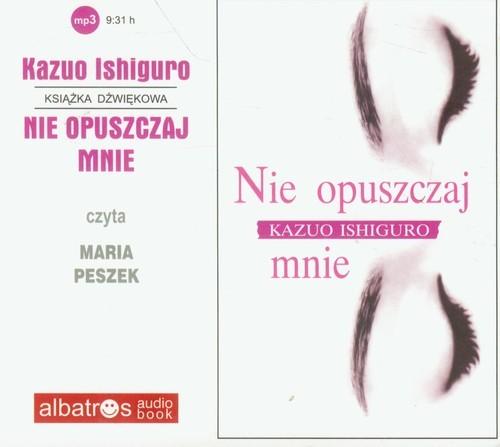 okładka Nie opuszczaj mnie audiobook, Książka | Kazuo Ishiguro