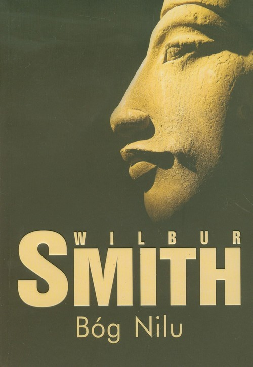 okładka Bóg Nilu, Książka | Smith Wilbur
