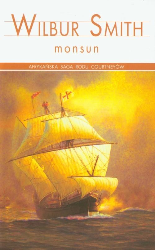 okładka Monsun, Książka | Smith Wilbur