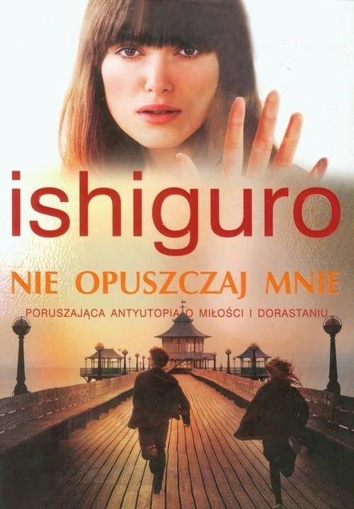 okładka Nie opuszczaj mnie, Książka | Kazuo Ishiguro