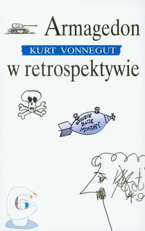 okładka Armagedon w retrospektywie, Książka | Kurt Vonnegut