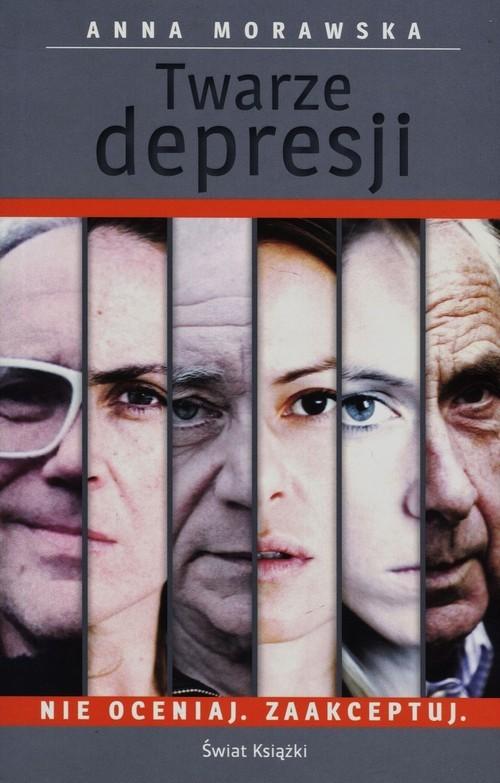 okładka depresji, Książka | Morawska Anna