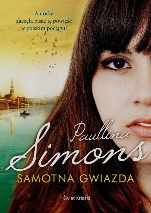 okładka Samotna gwiazda, Książka | Paullina Simons