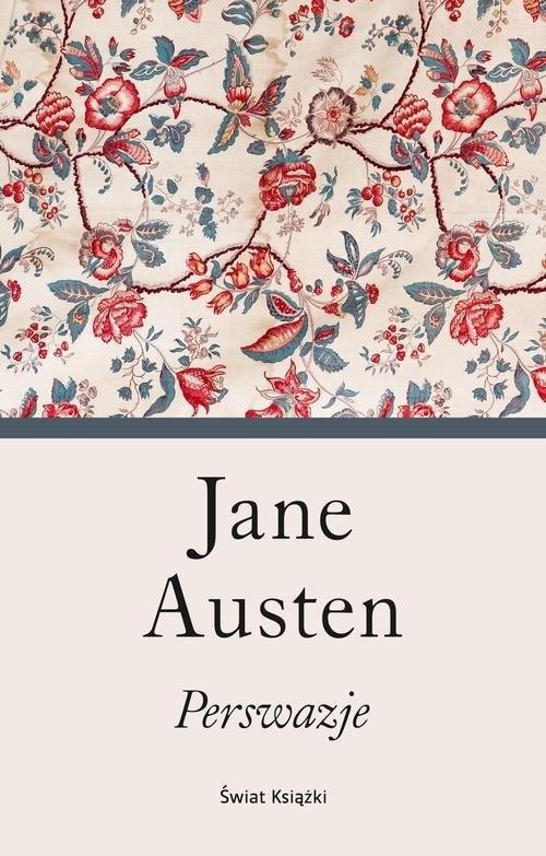 okładka Perswazje, Książka | Jane Austen