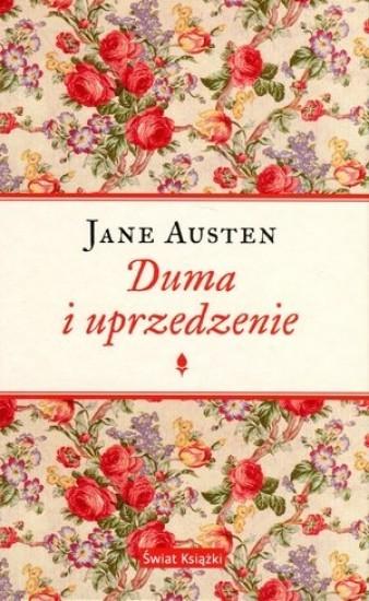 okładka Duma i uprzedzenie, Książka | Jane Austen