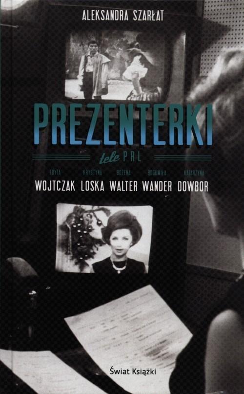 okładka Prezenterki, Książka | Szarłat Aleksandra