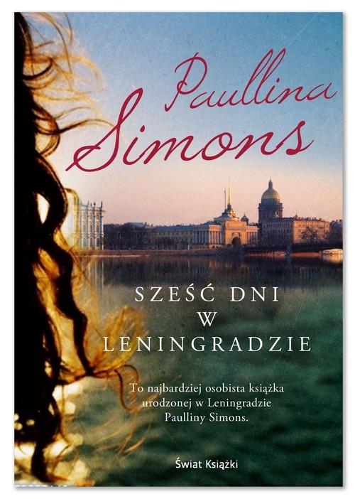 okładka Sześć dni w Leningradzie, Książka | Paullina Simons