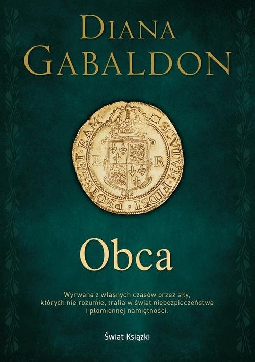 okładka Obca, Książka | Gabaldon Diana