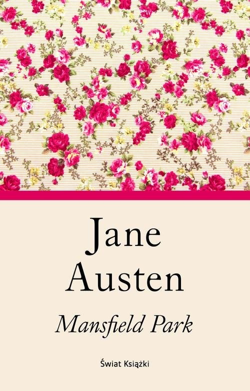 okładka Mansfield Park, Książka | Jane Austen