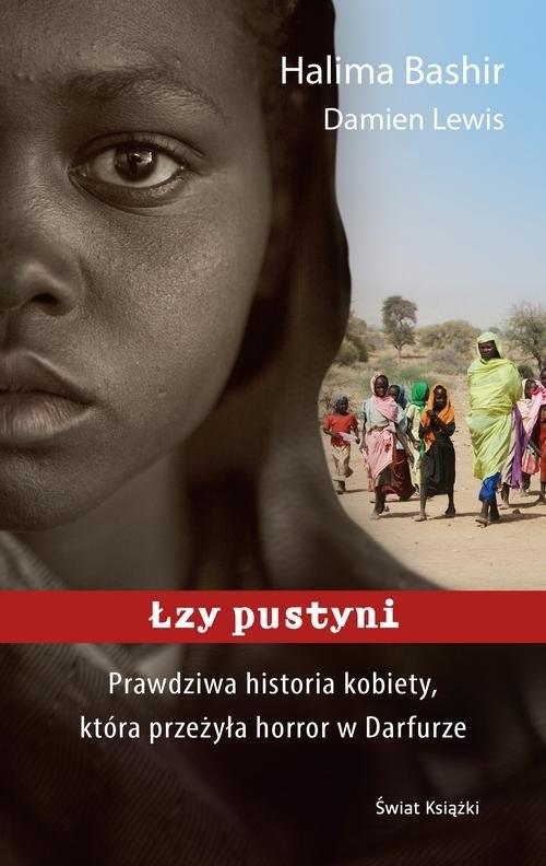 okładka Łzy pustyni, Książka | Halima Bashir, Damien  Lewis