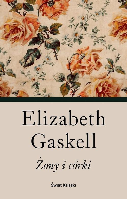 okładka Żony i córki, Książka | Elizabeth Gaskell