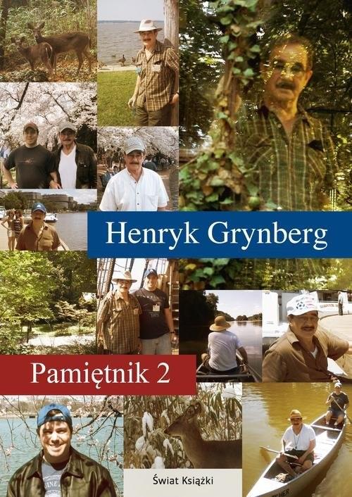 okładka Pamiętnik 2, Książka   Henryk Grynberg