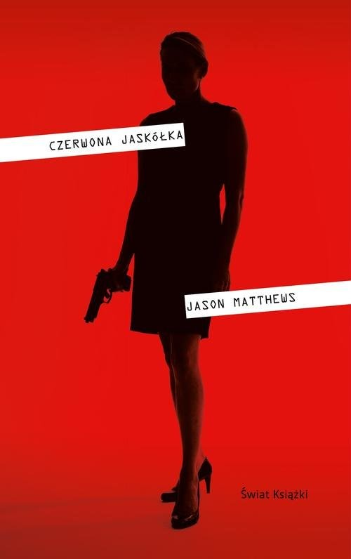 okładka Czerwona jaskółka, Książka | Matthews Jason