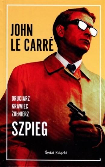 okładka Szpieg, Książka | John  le Carré
