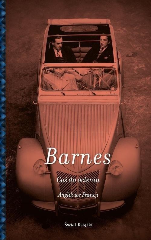 okładka Coś do oclenia, Książka | Barnes Julian
