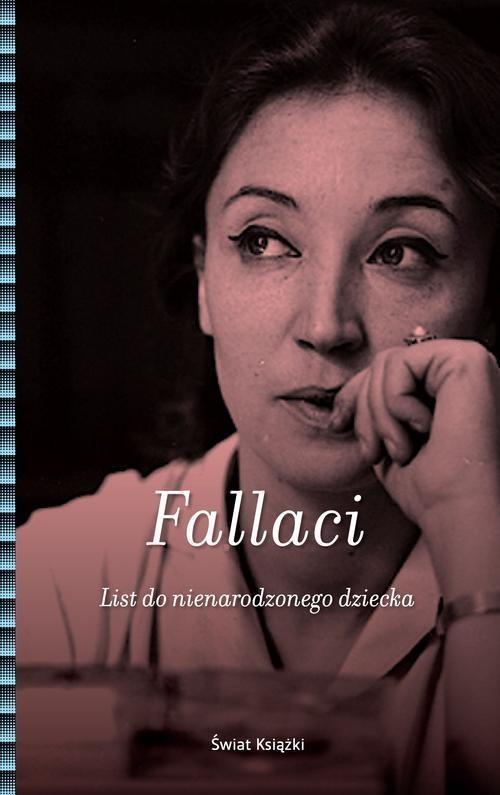 okładka List do nienarodzonego dzieckaksiążka |  | Fallaci Oriana