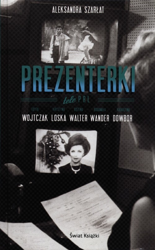 okładka Prezenterkiksiążka      Aleksandra Szarłat