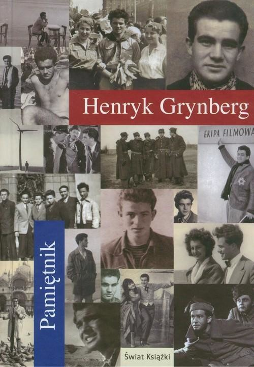 okładka Pamiętnik, Książka | Henryk Grynberg
