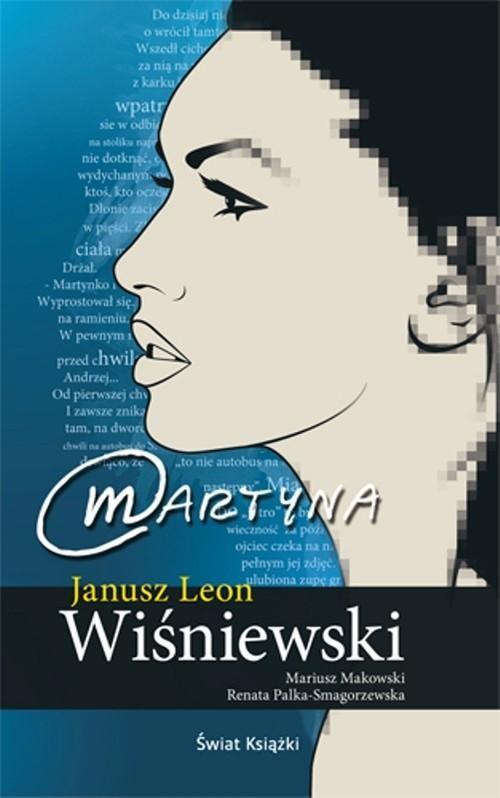 okładka Martyna, Książka | Leon Wiśniewski Janusz