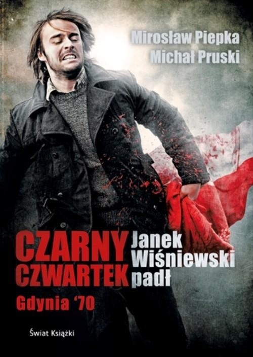 okładka Czarny Czwartek, Książka | Pruski Michał, Piepka Mirosław