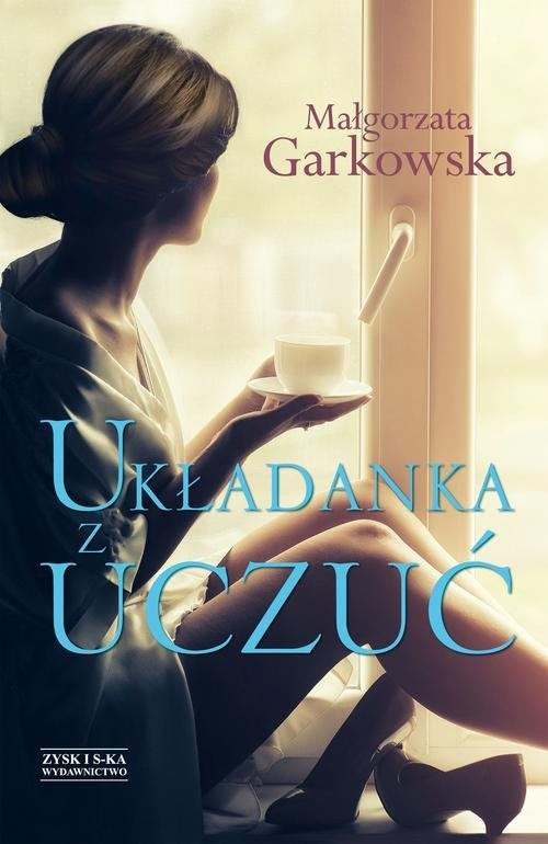 okładka Układanka z uczuć, Książka | Małgorzata Garkowska
