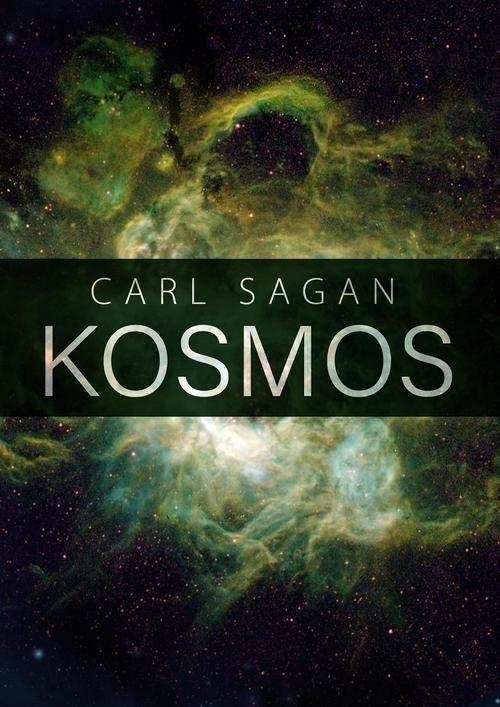 okładka Kosmos, Książka | Carl Sagan