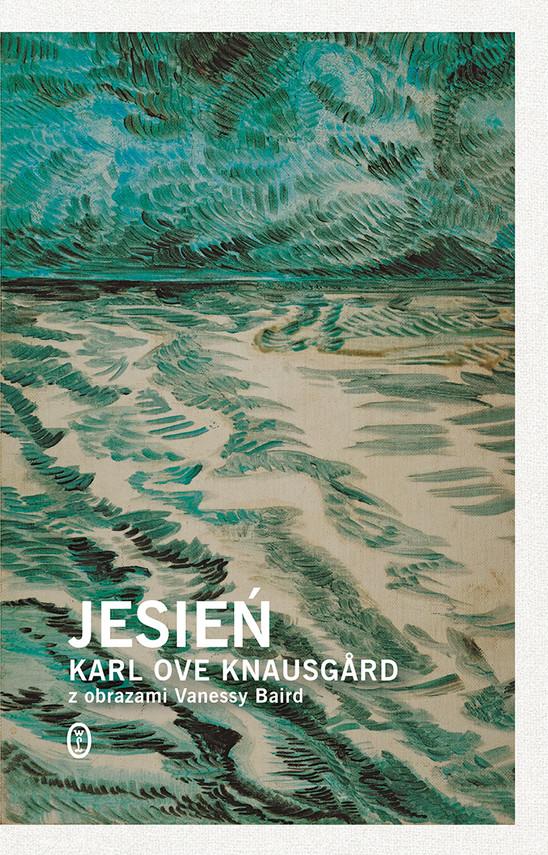okładka Jesień, Książka | Karl Ove Knausgård