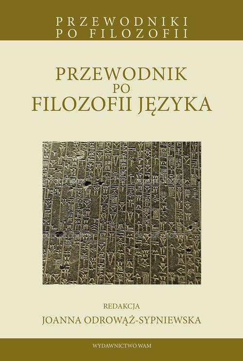 okładka Przewodnik po filozofi języka, Książka | Praca Zbiorowa
