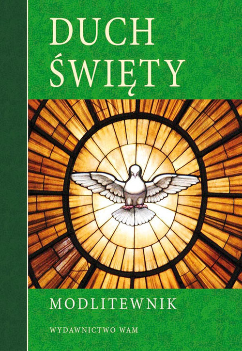 okładka Modlitewnik. Duch Święty, Książka | Praca Zbiorowa