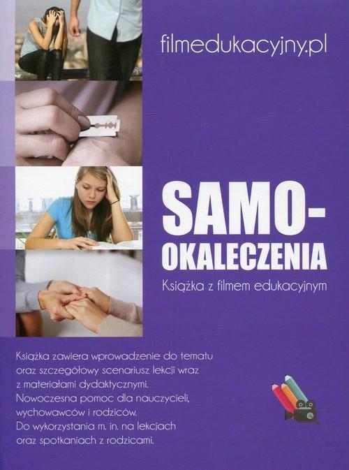 okładka Samookaleczenia DVD, Książka | Praca Zbiorowa