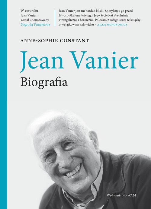 okładka Jean Vanier. Biografiaksiążka |  | Constant Anne-Sophie