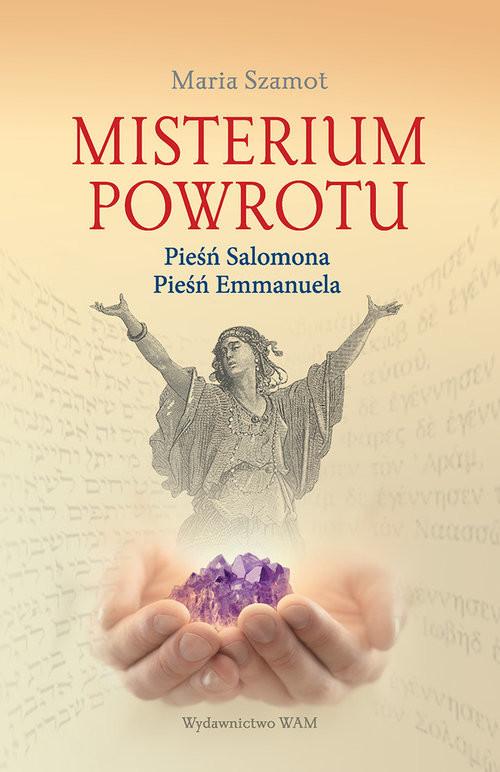 okładka Misterium powrotu, Książka | Maria Szamot