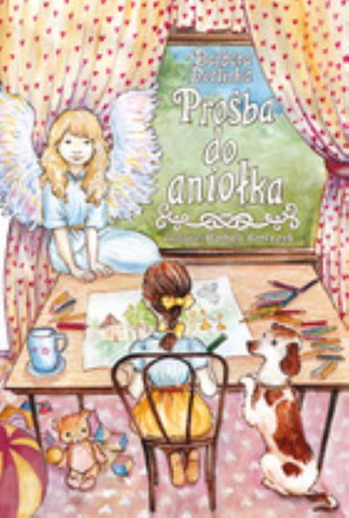 okładka Prośba do aniołka, Książka | Derlicka Barbara