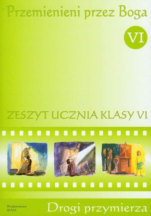 okładka Katechizm SP 6 Przemienieni przez Boga ćw, Książka |