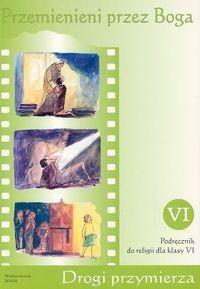 okładka Katechizm SP 6 Przemienieni przez Boga, Książka  