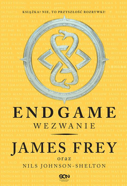 okładka Endgame. Wezwanie, Książka | Frey James